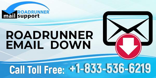 Roadrunner email down