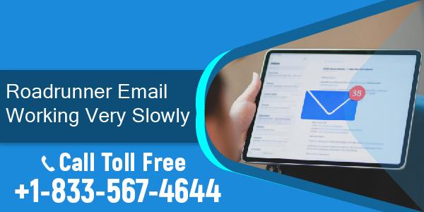 Roadrunner Email Working Very Slowly