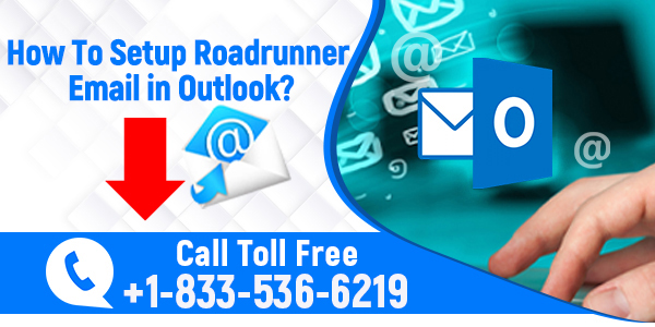 roadrunner email outlook settings