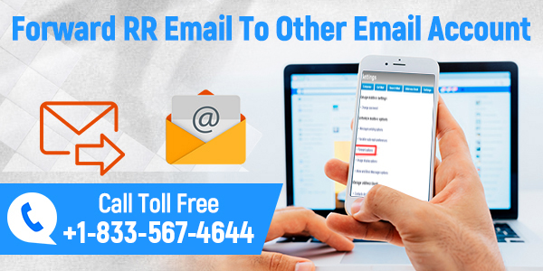 Email forward from rr email to other email