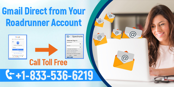 Gmail Direct from Your Roadrunner Account
