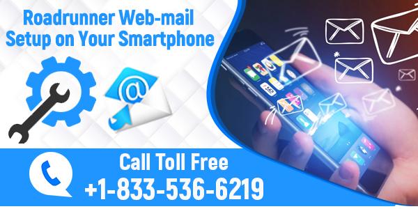 Roadrunner Webmail Setup on Your Smartphone