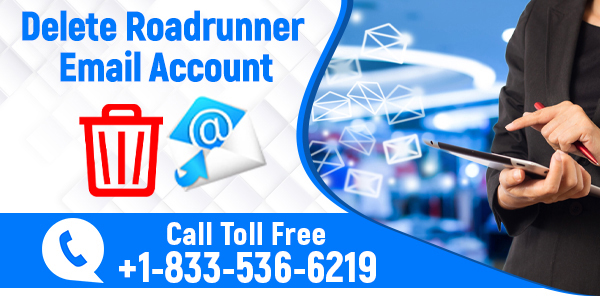how to delete roadrunner email account