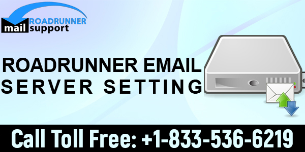 Roadrunner email server settings