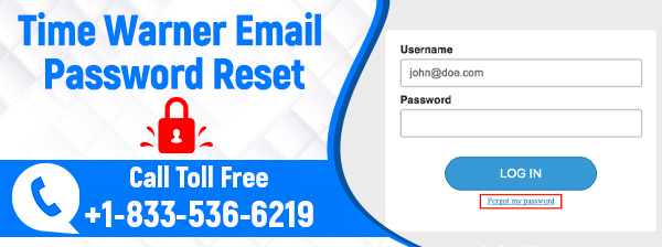 Time Warner Roadrunner Email Password Reset