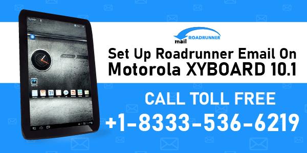 Set Up Roadrunner Email On Motorola