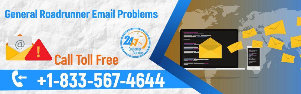General Roadrunner Email Problems
