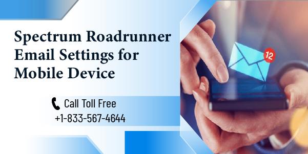 Spectrum Roadrunner Email Settings For Mobile