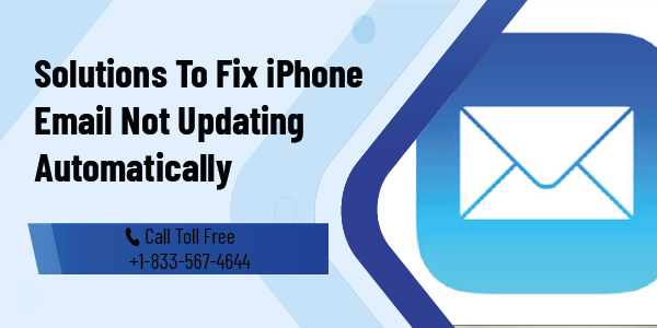 Fix iPhone Email Not Updating Automatically
