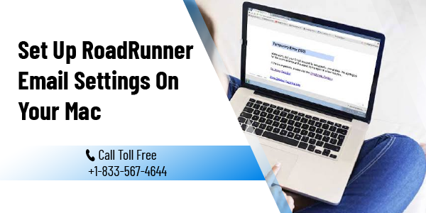 RoadRunner Email Settings On Your Mac