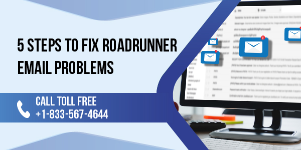 Solution of roadrunner email problems