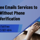 Top 10 Free Emails Services