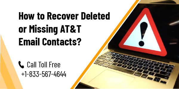Recover Deleted or Missing AT&T Email