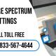 Configure Spectrum Email Settings