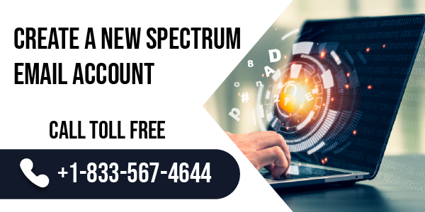 Create a New Spectrum Email Account