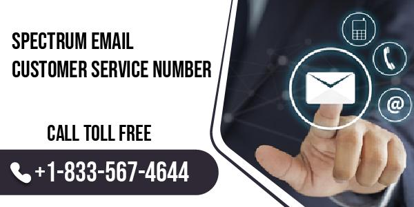 spectrum email customer service number